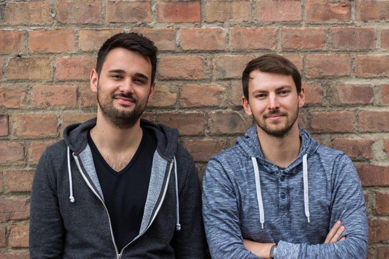Bernhard Hauser und David Pichsenmeister, die Gründer von Oratio. © Oratio