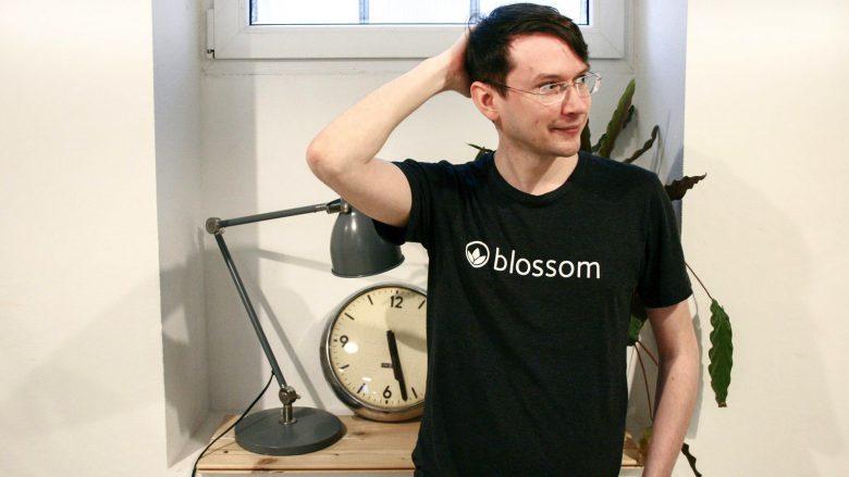 Thomas Schranz, der Gründer und CEO von Blossom. © Blossom.io