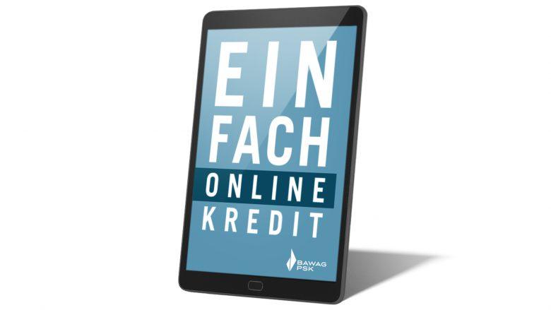 Günstige Zinsen und Happy Hour: Der Einfach Online Kredit der BAWAG P.S.K.