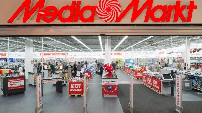 MediaMarkt-Filiale, wie man sie kennt, © Martin Hangen
