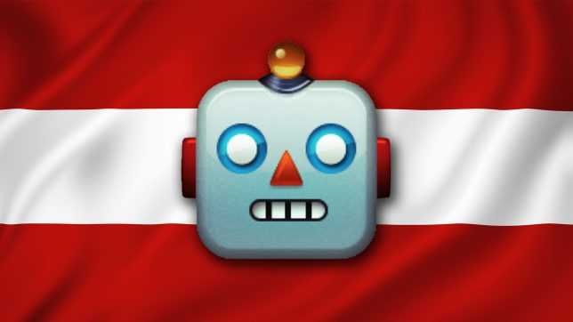 Bots made in Austria. © Fotolia/Apple, Montage TrendingTopics.at