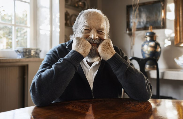Carlo Pedersoli, 1929 - 2016. © www.budspencerofficial.com