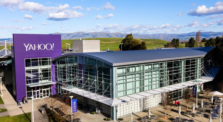 Das Yahoo-Hauptquartier in Sunnyvale, Kalifornien. © Yahoo