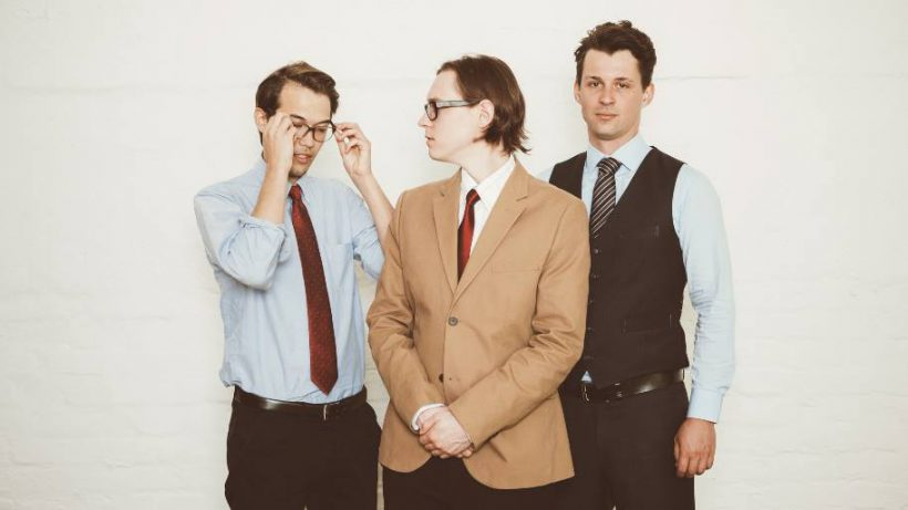 Lieben Rechnungen: Wendelin Amtmann (Gründer), Klaus Fleischhacker (UX), Clemens Helm (Gründer) von ChillBill. © ChillBill