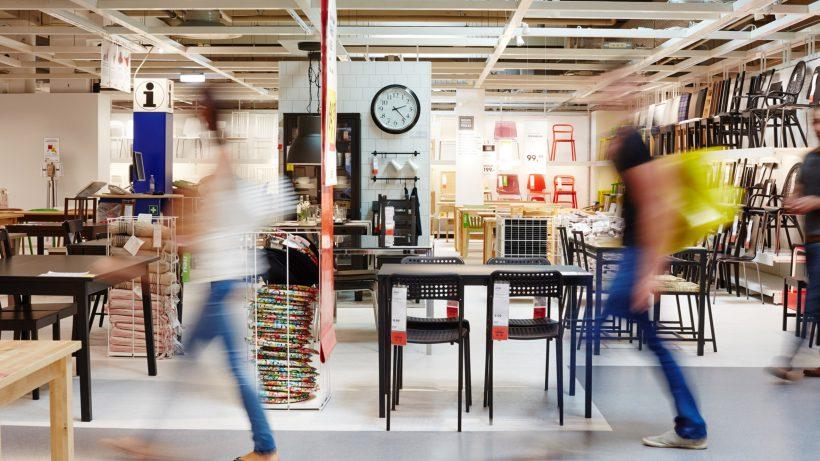 Nicht für jeden ein Spaß: Shoppen bei Ikea. © Ikea Österreich