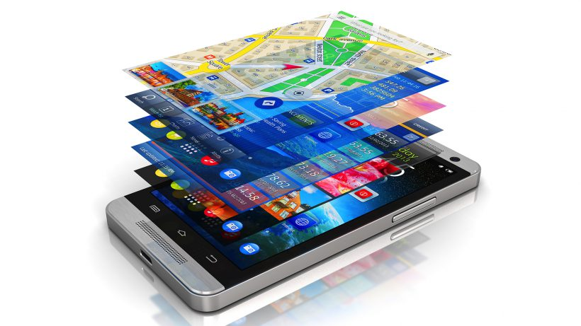 Vielschichtiges Business: Apps. © Fotolia/Scanrail