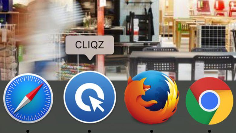 Cliqz rückt näher an Firefox heran. © Screenshot J. Steinschaden