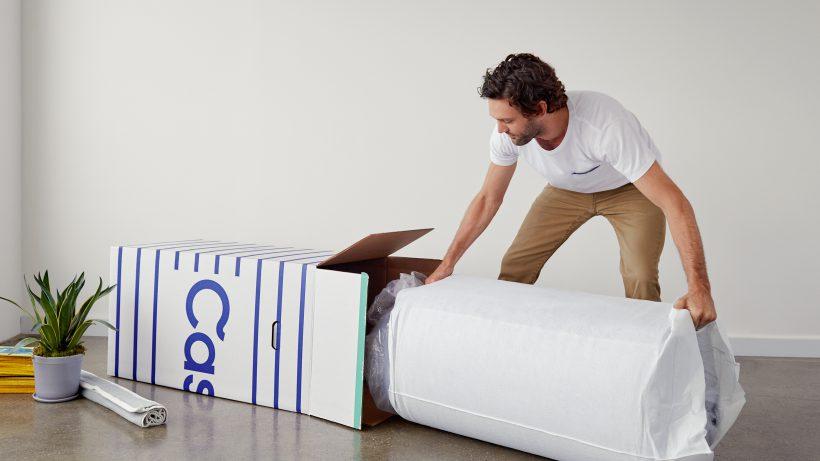 casper die matratze die man auch nach einer sexorgie wieder zur ckschicken kann. Black Bedroom Furniture Sets. Home Design Ideas
