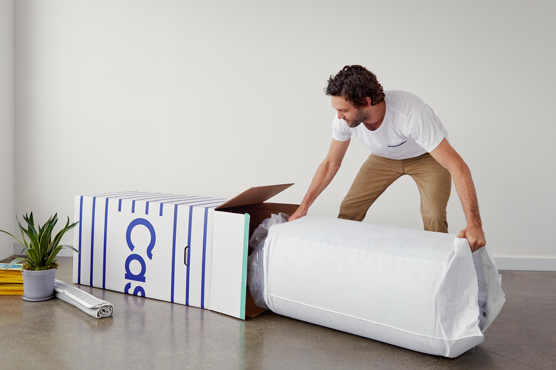 casper die matratze die man auch nach einer sexorgie. Black Bedroom Furniture Sets. Home Design Ideas