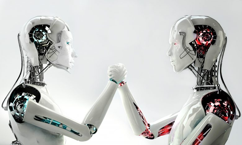 The robots are coming. © Fotolia/jim