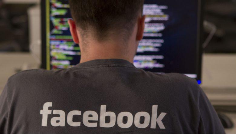 Facebook-Mitarbeiter in der Zentrale in Menlo Park, Kalifornien. © Facebook