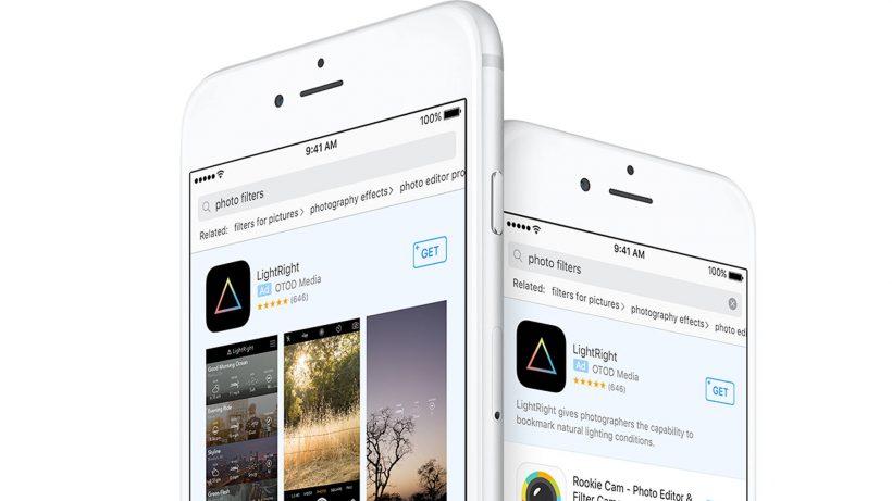 Keine Umlaute auf der Tastatur? Die Search Ads scheinen österreichische Developer vergessen zu haben. © Apple