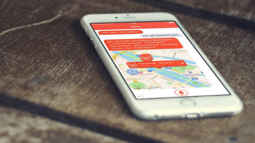 Wave ist derzeit für iPhone und iPad erhältlich. © Subzero.eu
