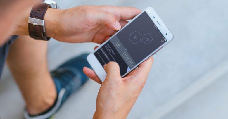 Per Smartphone-App zum Schnell-Kredit. © cashpresso
