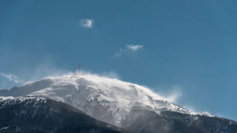 Arbeiten mit Blick in die Tuxer Alpen. Tirol geht mit dem COWO Tirol neue Wege. © fotolia