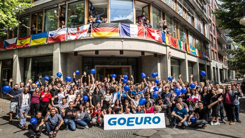Potenzial zum Einhorn zu werden? GoEuro träumt große Träume. © goEuro