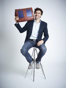 """Stefan Ponsold will mit dem neuen Partner """"DS Produkte"""" den deutschen Markt erobern. © SunnyBAG"""