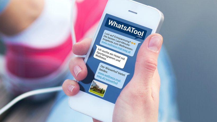 Business und WhatsApp – das passt gut zusammen. © veni vidi confici