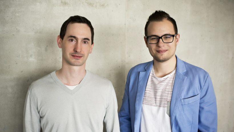 Alexander Marktl und Andreas Dolinsek von iTranslate. © iTranslate