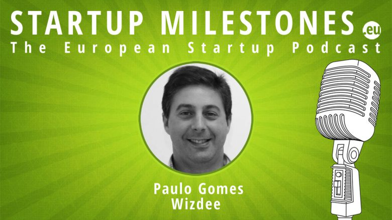 Paulo Gomes, Gründer von Wizdee, im Interview © Startup Milestones