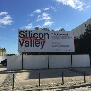 Lissabon hat sich in der Woche von seiner besten Start-up Seite präsentiert
