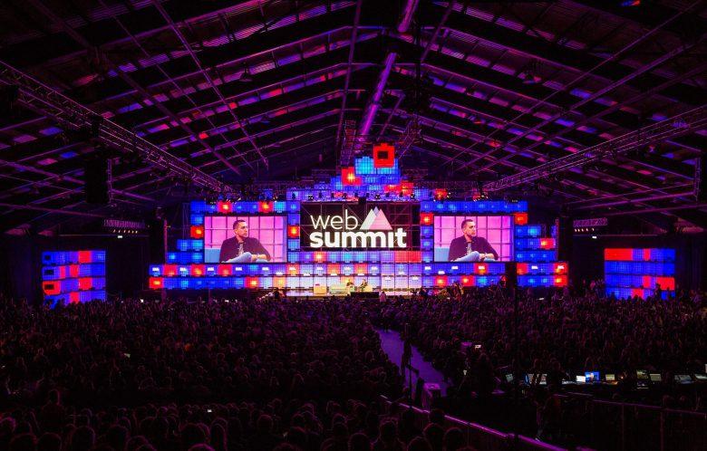 Für eine Woche wird Lissabon zur Start-up Haupstadt Europas beim © Web Summit Lissabon 2016