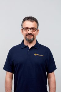 Michael Hoffmann ist Head of Finance des Wiener Startups © SIMCharacters