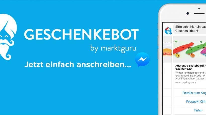 Der Geschenkebot von Marktguru hat einen ganz eigenen Algorithmus um euch bei der Suche nach Präsenten vor Weihnachten zu helfen © Marktguru