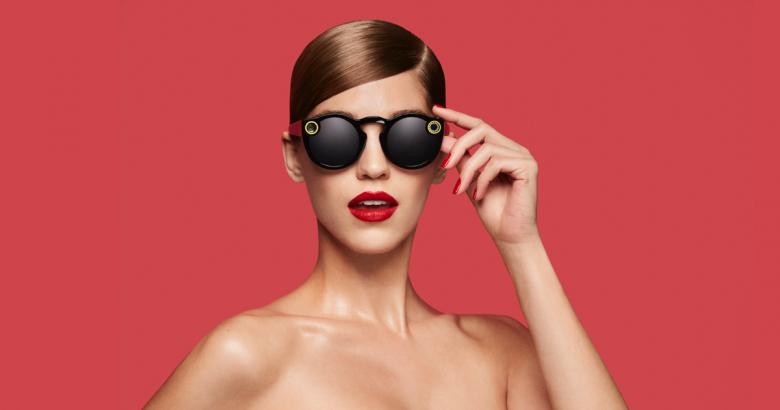 Die Spectacles sind heiß begehrt, aber momentan noch schwer erhältlich © Snap Inc.