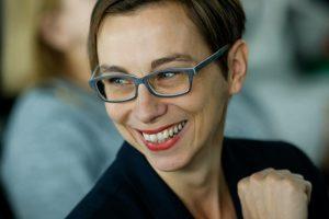 Gabriele Tatzberger von der Wirtschaftsagentur Wien freut sich über das gute Ranking