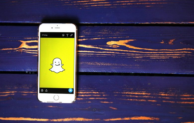Snapchat ist die App Nummer 1 bei Teenagern - umso wichtiger, sich damit richtig gut auszukennen © Davinia Stimson