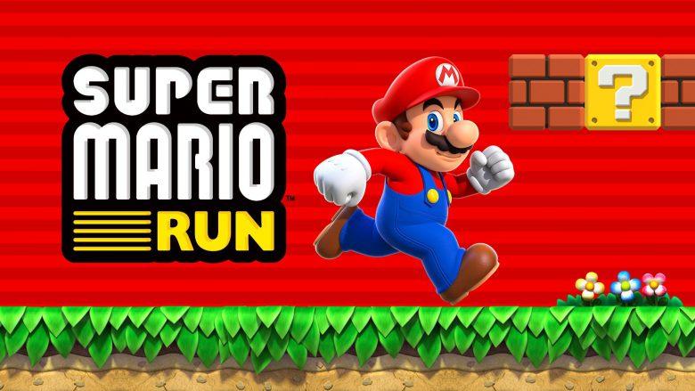 Super Mario Run: In108 Ländern im iOS App Store die Nummer 1 © Nintendo
