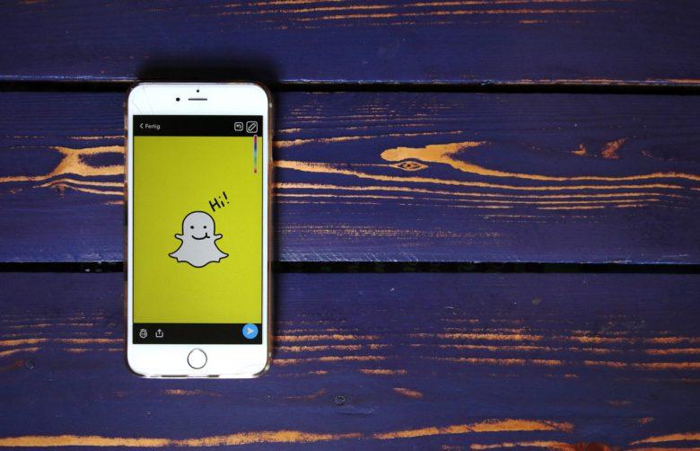 Snapchat hat sich in die Snap Inc. umgewandelt und will zur Social Media-Macht bei den Jungen und nicht mehr ganz so Jungen werden © Davinia Stimson