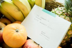 Foodsharing unter Nachbarn © Helena Wimmer