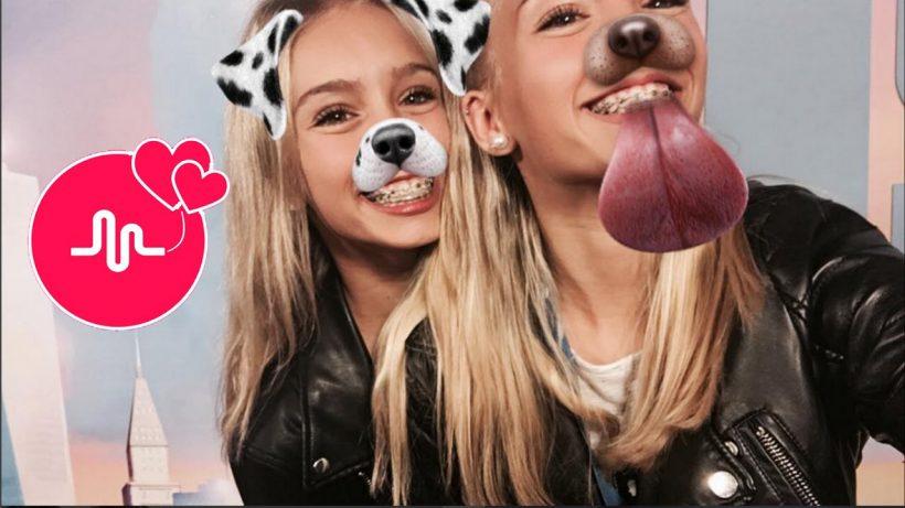 Berühmte Muser wie Lisa & Lena aus Stuttgart haben auf der App über 1,3 Millionen begeisterte Follower, für die sie regelmäßig neue Song-Performances posten © Youtube / Musical.ly / Lisa & Lena