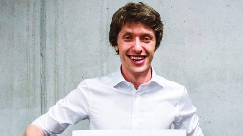 Markus Raunig tritt die Nachfolge von Christoph Jeschke an. @ untone