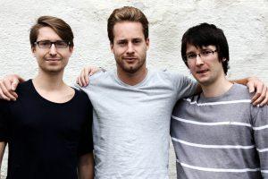 Das Janu-Team: Sebastian Wimmer, Stefan Wimmer, Philipp Rothe © Janu