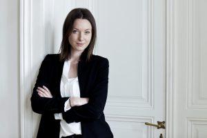 Margaret Childs verantwortet das Metropole Magazine. © Michèle Pauty