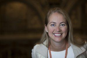 Maria Baumgartner, Gründerin Speedinvest Heroes