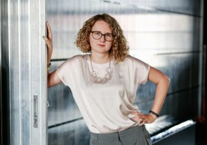 Nina Wöss baut den Venture Fonds Speedinvest mit auf.