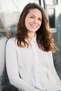 Bianca Busetti ist CEO der Reisetagebuch-App Journi.