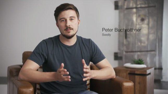 Peter Buchroithner, Gründer von Swell. © Facebook