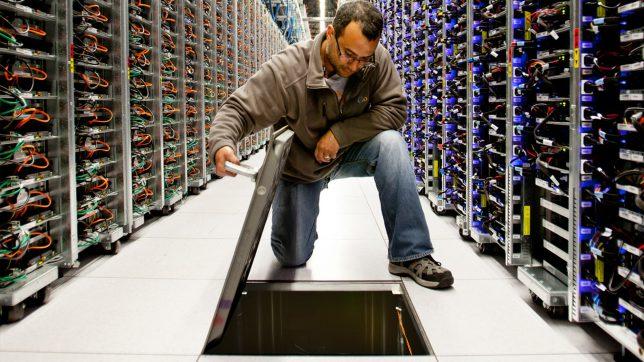 Google - always looking for data. ©Google