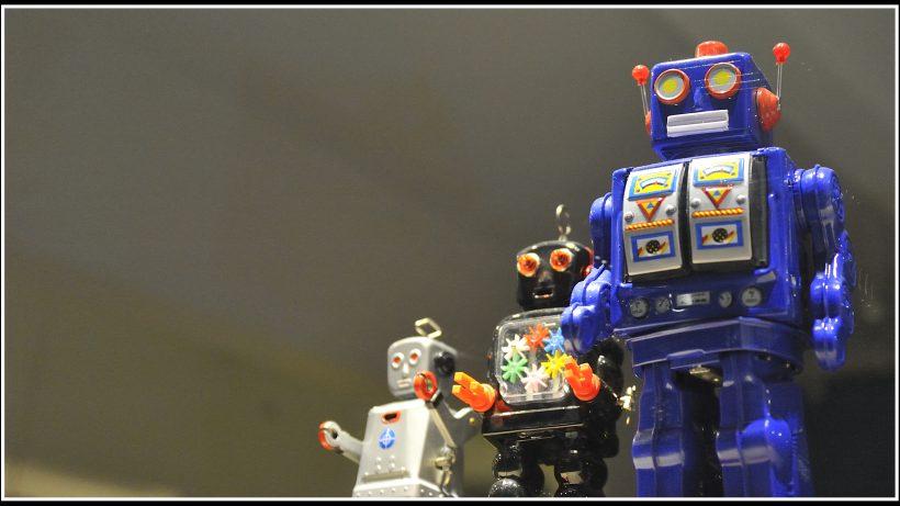 die Automatisierung nimmt konkrete Formen an. Wie geht die Gesellschaft damit um? ©flickr_Rog01_CC2.0