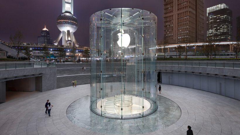 Apple veröffentlichte ein sattes Umsatzplus für das 3. Quartal 2017. © Apple