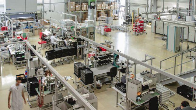 """Das """"Factory Hub Vienna"""" im 23. Bezirk. © Factory Hub Vienna"""