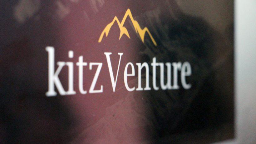 Die fragwürdige Webseite von kitz Venture. © Trending Topics