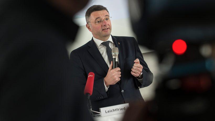 Infrastrukturminister Jörg Leichtfried (SPÖ). © bmvit