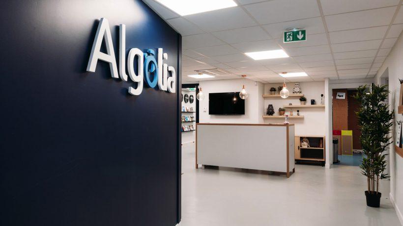 Im Pariser Algolia-Headquarter. © Algolia