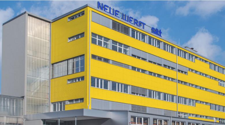 Die Neue Werft in Linz. © Neue Werft